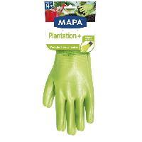 Vetement De Jardinage MAPA Gants de jardin Plantation + - Taille M - T7
