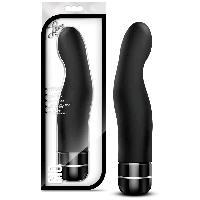 Vibromasseur Luxe GIO noir en Silicone