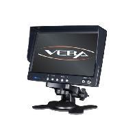 Video Embarquee ECRAN VIDEO COULEUR 7 Pouces de 9 a 36V TFT LCD - ADNAuto