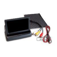 Video Embarquee Moniteur TFT LED 10.92cm -4.3p- pliable - ADNAuto