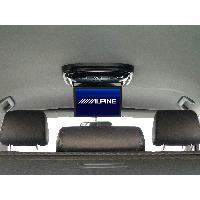 Video Embarquee RSE-K100TG - Kit installation pour VW Touareg pour PKG-2000P et PKG-2100P Alpine