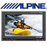 Video Embarquee TME-M680EM - Ecran Suplementaire 15cm 169 Multimedia Alpine