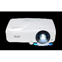 Videoprojection ACER X1325Wi Vidéoprojecteur DLP 3D - Blanc