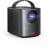 Videoprojection ANKER Nebula Mars II Pro - Vidéoprojecteur Portable - Haut-parleur 2x10W - 500 lumens ANSI - 1280x720 (HD) - Noir