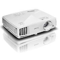 Videoprojection BENQ MS527 Projecteur Professionnel SVGA Éco-responsable - Full HD. Blu-Ray 3D - Blanc