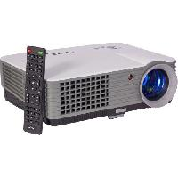 Videoprojection LTC VP2000-W Projecteur video a LED - Duplication d'ecran par wifi - LED 100 W