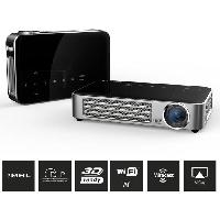 Videoprojection VIVITEK QUMI Q6 noir Videoprojecteur WXGA HD WiFi