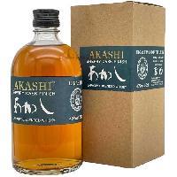 Vin - Alcool - Liquides Akashi - Sherry Cask Finish - Blended Whisky - Sous étui - 40.0% Vol. - 50 cl