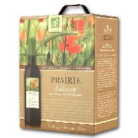 Vin - Alcool - Liquides BIB Prairie Lubéron - Vin rouge de la Vallée du Rhône Bio