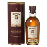 Vin - Alcool - Liquides Whisky Aberlour 12 ans Double Cask - Highland Single malt whisky - Ecosse - 40%vol - 70cl sous étui