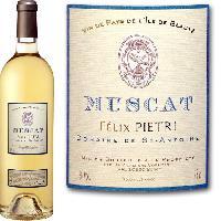 Vin Muscat Domaine Saint Antoine Felix Pietri x1 - Generique
