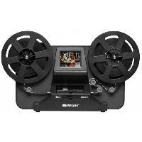 Visionnage Photo BRAUN Phototechnik Scanner de films Super8 et 8mmm - Ecran 2.4 - USB 2.0