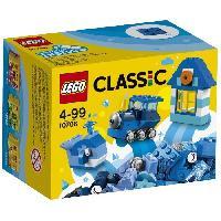 Voiture Classic 10706 Boite de Construction bleue