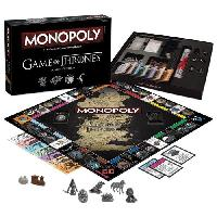 Voiture GAME OF THRONES Monopoly Edition Collector
