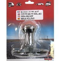 Volants & moyeux Boule pour volant chromee - ADNAuto