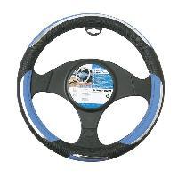 Volants & moyeux Couvre volant - 37-39cm - Snake - Bleu ADNAuto