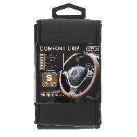 Volants & moyeux Couvre volant comfort grip S 35-36 cm - noir