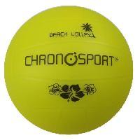 Volley-ball CHRONOSPORT Ballon Volley Transp Orange 210
