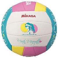 Volley-ball MIKASA Ballon de beach-volley VMT5 - T5