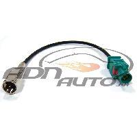 Vrac Antenne et adaptateurs Adaptateur compatible avec Antenne - Fakra Male a FME Male - ANT627