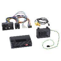Vrac Commande au volant Infodapter Commande au volant compatible avec Jeep Renegade ap15 - Boitier seul