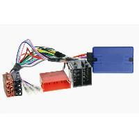 Vrac Commande au volant Interface Commande au volant NS005 compatible avec Nissan 11-14 - Centrale seule