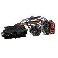 Vrac Faisceaux ISO Fiche ISO autoradio AI31Z compatible avec Volvo 480 440 460 + AR