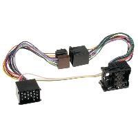 Vracs Faisceaux KML Faisceau Kit mains libres ISO compatible avec BMW ap87 Land Rover ap01 Rover ap99 Parrot - 4 HP - Cable MUTE