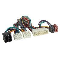 Vracs Faisceaux KML Faisceau Kit mains libres ISO compatible avec Hyundai Kia ap16 - Cable MUTE