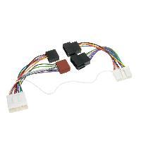 Vracs Faisceaux KML Faisceau adaptateur Parrot compatible avec Subaru - Cable MUTE