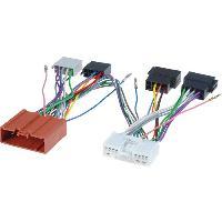 Vracs Faisceaux KML Fiches ISO Installation KML compatible avec Mazda 323 626 MX5 2 3 6 RX8 Xedos - Cable MUTE - RAC2201X