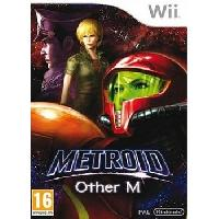 Wii METROID OTHER M Jeu console Wii