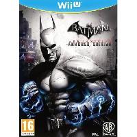 Wii U Batman Arkham City Armored Edition Jeu Wii U