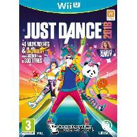 Wii U Just Dance 2018 Jeu Wii U