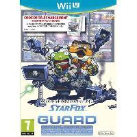 Wii U Star Fox Guard Jeu Wii U - Nintendo