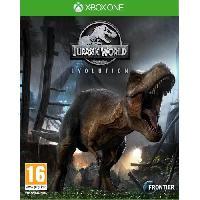 Xbox Jurassic World- Evolution Jeu Xbox One - Frontier