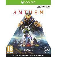 Xbox One Anthem Jeu Xbox One