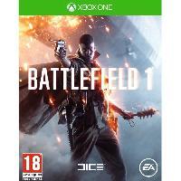 Xbox One Battlefield 1 Jeu Xbox One - Electronic Arts