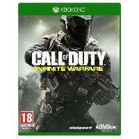 Xbox One Call of Duty: Infinite Warfare Jeu Xbox One - Activision