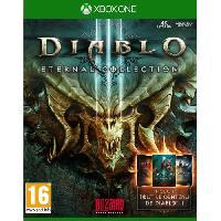 Xbox One DIABLO 3 Eternal Collection Jeu Xbox ONE - Blizzard