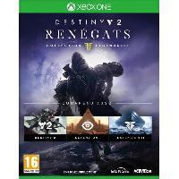 Xbox One Destiny 2 Renegats Collection Légendaire Jeu Xbox One - Activision