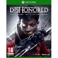 Xbox One Dishonored : La Mort de l'Outsider Jeu Xbox One - Bethesda
