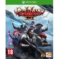 Xbox One Divinity: Original Sin 2 - Definitive Edition Jeu Xbox One - Bandai Namco Entertainment
