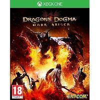 Xbox One Dragon's Dogma Dark Arisen Jeu Xbox One