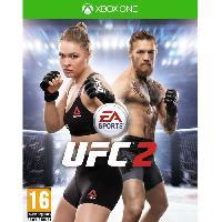Xbox One EA Sports UFC 2 Jeu Xbox One