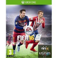 Xbox One FIFA 16 Jeu Xbox One