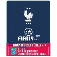 Xbox One FIFA 19 Collector Edition Jeu Xbox One