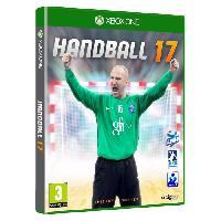 Xbox One Handball 17 Jeu Xbox One