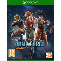 Xbox One Jump Force Jeu Xbox One - Bandai Namco Entertainment