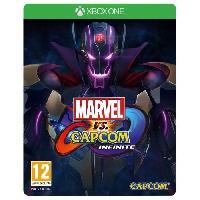 Xbox One Marvel vs Capcom Infinite Edition Deluxe Jeu Xbox One